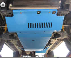 BudBuilt 2003-2009 4Runner, GX470 Overland Protection Stage 2