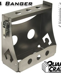 Artec Industries Quart Crate 4 Banger Aluminum