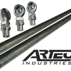 Artec Industries Cossover Steering Kit with 7/8 Inch Premium JMX Rod Ends