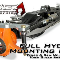 Artec Industries Dana 60 Full Hydro Mounting KIT: '78-'79 Ford - Ultimate Arms for OEM knuckles
