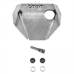 Toyota 8 Inch Defiant Armor Differential Guard for 79-85 Toyota Pickup 4Runner 95-15 Toyota Tacoma Low Range Offroad