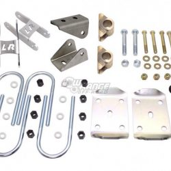 Rear Toyota to Chevy Spring Swap Kit Low Range Off Road