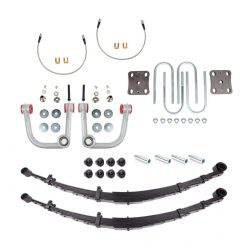 05-Present Tacoma Suspension Kit without Shocks Expedition Springs and Timbren Bump Stops All Pro Off Road