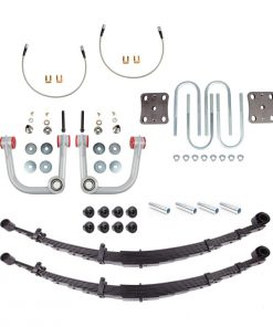 05-Present Tacoma Suspension Kit without Shocks Expedition Springs and Universal Bump Stops All Pro Off Road