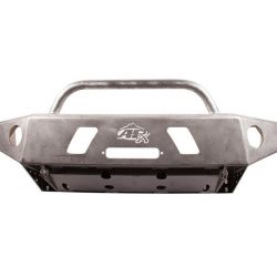 05-15 Toyota Tacoma APEX Bare Aluminum Front Bumper with LED Hoop All Pro Off Road