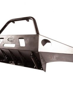 05-15 Toyota Tacoma APEX Bare Steel Front Bumper with Center Hoop All Pro Off Road
