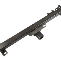 05-15 Toyota Tacoma Reciever Hitch for 2205T Rear Bumpers Black Powdercoat All Pro Off Road