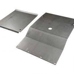 95-04 Toyota Tacoma Steel IFS and Transmission Skid Plate Bare Set All Pro Off Road