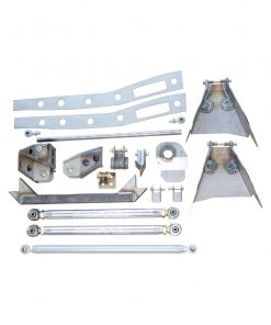 95-04 Toyota Tacoma and 1996-2002 Toyota 4Runner Basic SAS Link and Bracket Kit Steel Lower Links All Pro Off Road