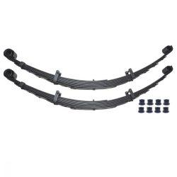 79-95 Toyota Pickup and 1985-1995 Toyota 4Runner Rear Long Travel Leaf Spring Pair 5.0 Inch All Pro Off Road