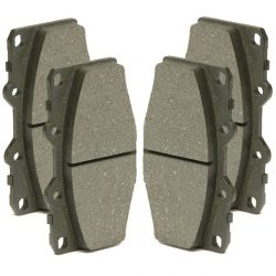 Brake Pads Front 79-88 Pickup And 4Runner Trail Gear