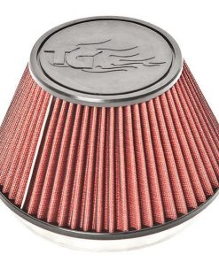 Rock Ripper Air Filter 5 Inch Gray/Red Trail Gear