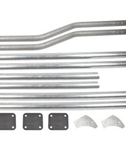 Jeep YJ Rock Defense For 87-95 Wrangler YJ Roll Cage Trail Gear
