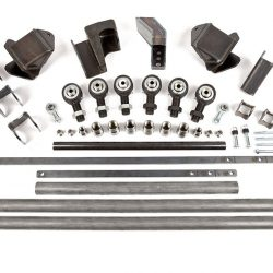 High Steer Trail Link Three Front 3-Link Kit OEM Trail Gear