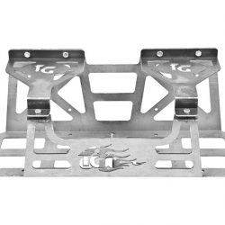 Battery Box Kit Dual Optima Side By Side Configuration Trail Gear