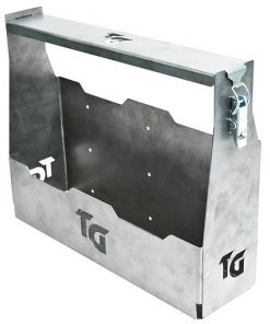 Coolant Carrier 2 Gallon Gray Trail Gear