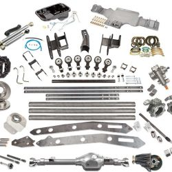 Tacoma 3 Link Front Suspension SAS Kit C Trail Link 2.7L Grizzly 4.88 For 96-04 Tacoma Trail Gear