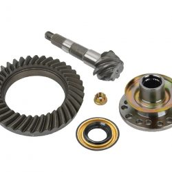 Ring And Pinion 5.29 4Cyl 29 Spline With Flange Kit Trail Gear