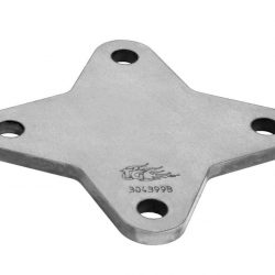 Roll Cage Base Plates Base Plate 4 Bolt Trail Gear