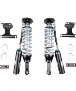 05-Present Toyota Tacoma Fox 2.5 Factory Series Front Remote Reservoir Coilover with DSC All Pro Off Road