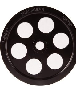 Power Steering Pulley Serpentine 6-Rib 6 Inch Trail Gear
