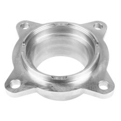 Weld-On Rear Axle End Flanges Pair For 05-15 Tacoma 3.5 OD 1/4 Inch Wall Trail Gear