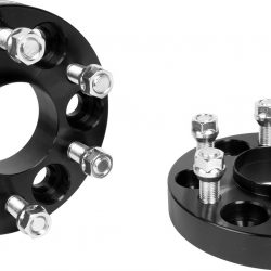 1 Inch Wheel Spacer Kit 6x120mm 2015-Current Colorado Trail Gear