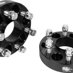 1.25 Inch Wheel Spacer Kit 6x120mm 2015-Current Colorado Trail Gear