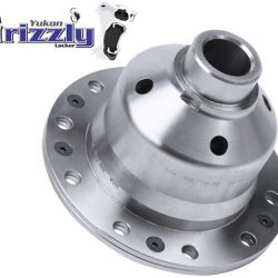Grizzly Locker V6 And High Pinion Trail Gear
