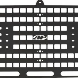 Tacoma Short Bed MOLLE Panel For 05-Current Tacoma Black Powder Coat All Pro Off Road