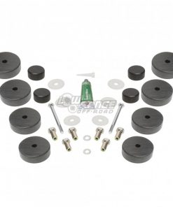 1 Inch Sidekick Body Lift Kit Low Range Off Road