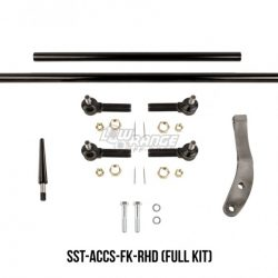 Suzuki Samurai Align Correct HD High-Low Steer Crossover Steering Full Kit Stage 1 and 2 Low Range Off Road