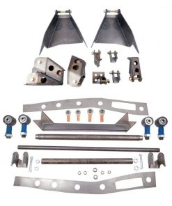 95-04 Toyota Tacoma and 1996-2002 Toyota 4Runner Basic SAS Link and Bracket Kit Aluminum Lower Links All Pro Off Road