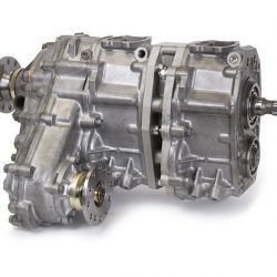 Trail Creeper 2.28 x 4.70 Dual Transfer Case With 23-Spline Input Top Shift For 79-95 Pickup 85-95 4Runner Trail Gear