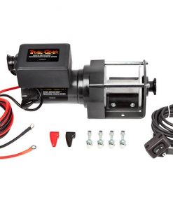3000 Lb Winch Rock Recovery Suspension Winch Trail Gear