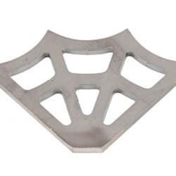 Gusset Web 90.0 Degrees 3.0 Inch 6-Hole Trail Gear