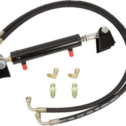 Hydro Assist Ram Kit 1.5 Inch X 6 Inch Rock Assault Front Housing For 79-95 Pickup and 4Runner Trail Gear