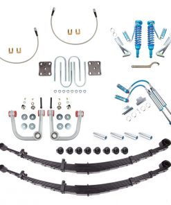 05-Present Toyota Tacoma APEX Suspension Kit w/ Adjustable King Shocks Expedition Springs Uni Bumps All Pro Off Road
