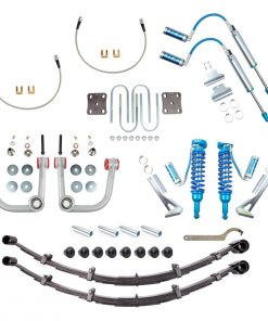 05-Present Toyota Tacoma APEX Suspension Kit King Shocks Expedition Springs Timbren Bumps All Pro Off Road