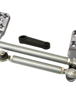 High Steer Kit 6 Stud With Flat Pitman Arm +5 Axle Right Hand For 79-95 Pickup 85-95 4Runner Trail Gear